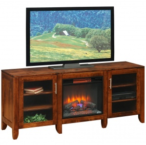 Emerson Fireplace TV Cabinet