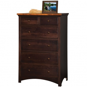 Brandywine 6 Drawer Chest of Drawers