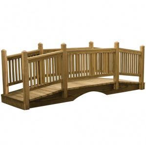 Classic Wooden Bridge