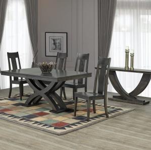 Empire Amish Dining Room Furniture Set