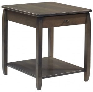 Apache Amish End Table