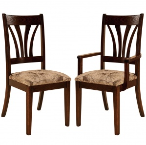 Mc Cohen Amish Dining Chair Set