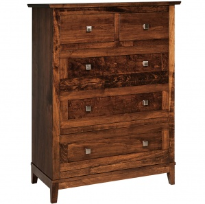 Crosby Row Amish Desk Chest