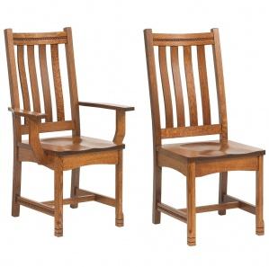 Presidio Amish Dining Chairs