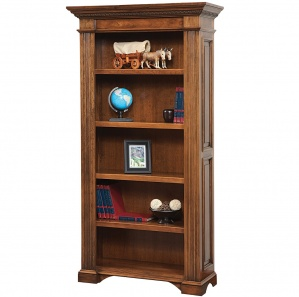 Lincoln Amish Bookcase