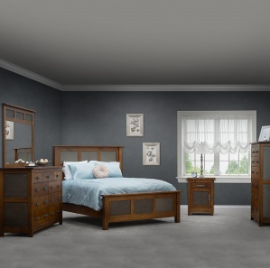 Sutterfield Modern Bedroom Furniture Set