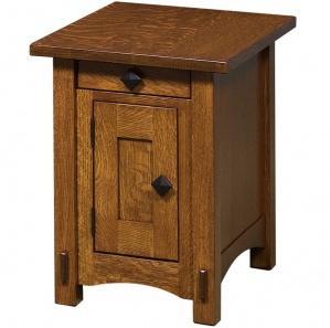Spring Hill End Table Cabinets