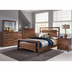 Westmere Amish Bedroom Furniture Set