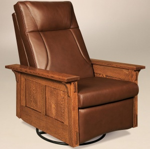 McCoy Swivel Rocker/Recliner