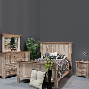 Palisade Amish Bedroom Furniture Set