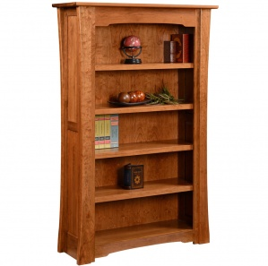 Jamestown Amish Bookcase