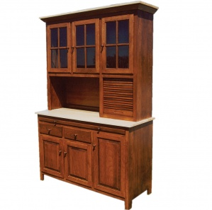 Hearth & Home Amish Hoosier Cabinet
