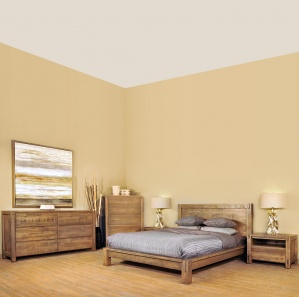 Neo Amish Bedroom Furniture Set