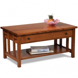 Kascade Coffee Table with Optional Lift Top