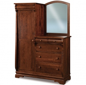 Fontaine Lady's Dresser & Optional Mirror