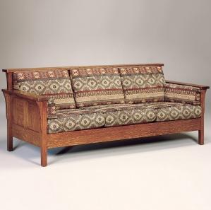 Rutherford Panel Sofa