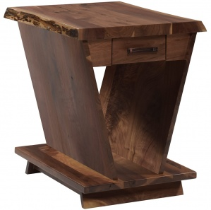 Junction Amish Chairside Table