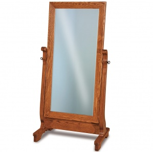 Fontaine Beveled Cheval Mirror