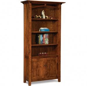 Artesa Amish Bookcase Cabinet