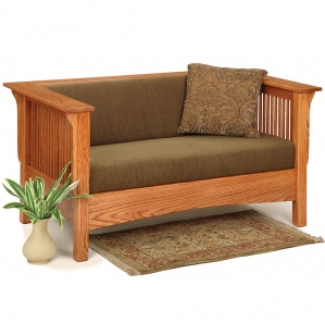 Emory Club Loveseat