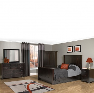 Horizon Shaker Amish Bedroom Set