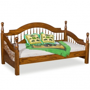 Spindle Day Bed