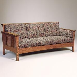 Rutherford Slat Sofa