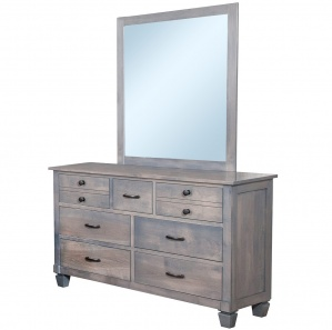 Stonebridge 7 Drawer Dresser with Optional Mirror