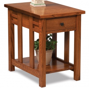 Kascade Amish End Table