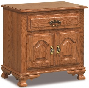 Heritage Hill Drawer & Door Amish Nightstand