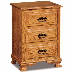 Heritage Hill Narrow Amish Nightstand