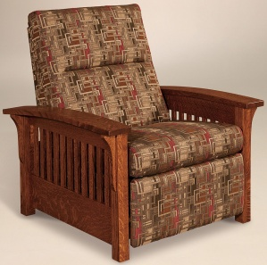 Avery Slat Recliner
