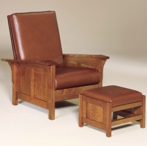 Clearspring Panel Morris Amish Chair