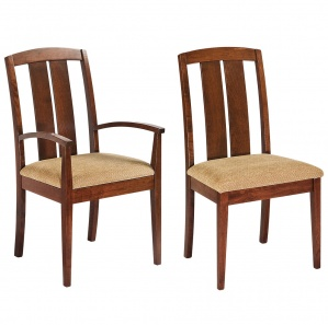 Everett Avenue Amish Dining Chairs