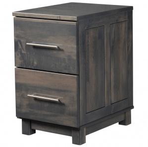 Urban Amish Wood File Cabinet
