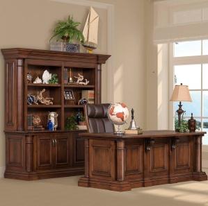 Paris Amish Office Furniture Set