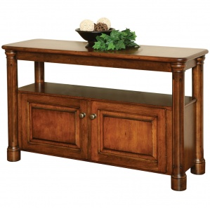 Jefferson Amish Sofa Table