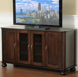 Paxton Place Amish Media Cabinet