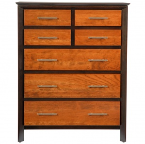 Zenith Amish Chest of Drawers