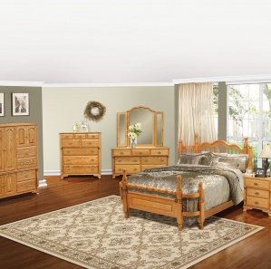 Wrap Around Bedroom Suite