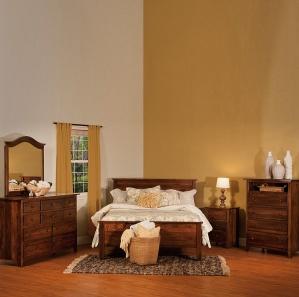 Eagle Hill Amish Bedroom Furniture Set