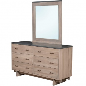 Kashima Dresser & Optional Mirror