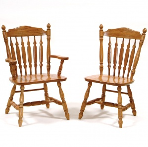 Royal Amish Dining Chairs