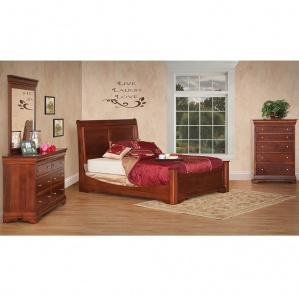 Michiana Amish Bedroom Set
