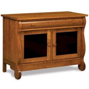 Olde Sleigh TV Cabinet