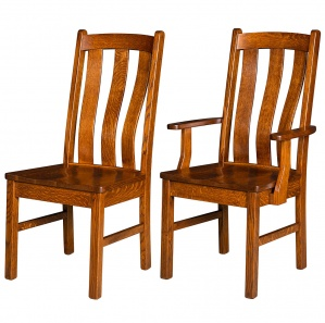 Elgin Avenue Amish Dining Chairs