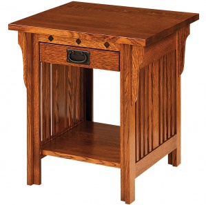 Royal Mission Amish End Table