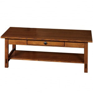 Spring Hill Coffee Table with Optional Lift Top