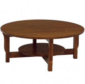 River Road Round Coffee Table