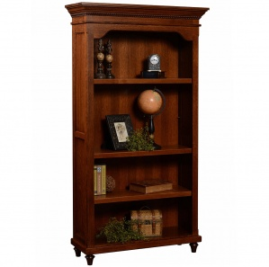 Bridgeport Amish Bookcase